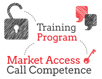 Market Access Call Competence Training Program